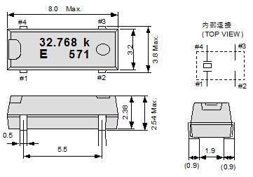mc-306晶振,32.768k晶振