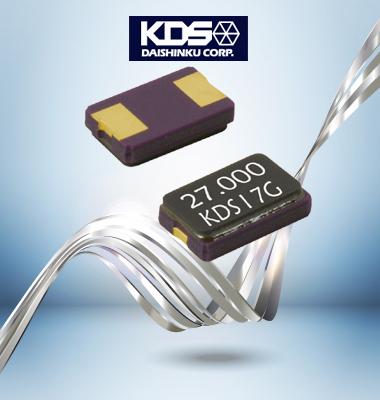 DSX530GA晶振,5032晶振,日本大真空晶体