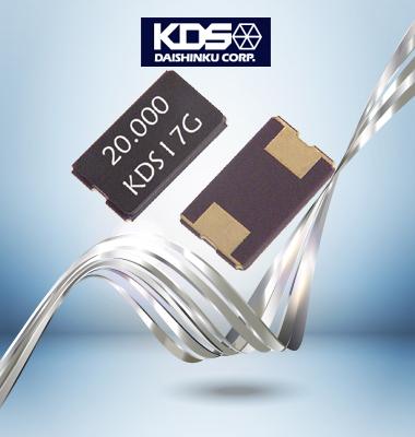 DSX630G晶振,日本大真空晶体,6035封装