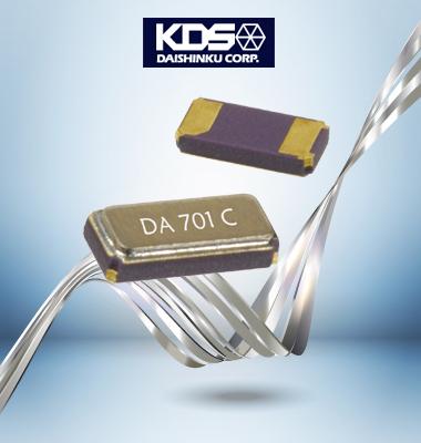 DST310S晶振,32.768K晶振,KDS晶体