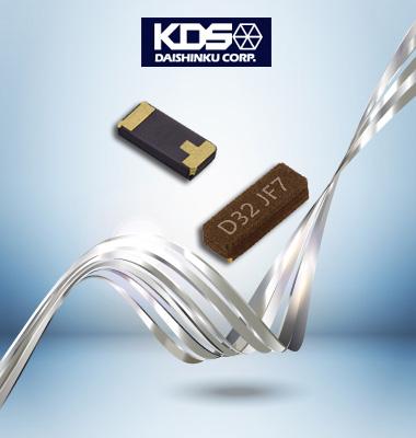 DST520晶振,32.768K晶振,KDS晶体