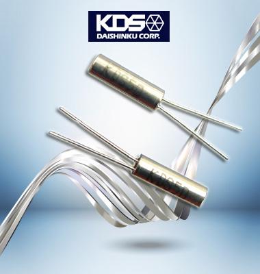 DT-26晶振,32.768K圆柱晶振,KDS晶体