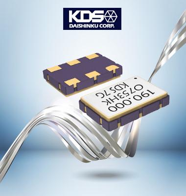 DSO753H晶振,表面封装水晶振荡器,KDS品牌