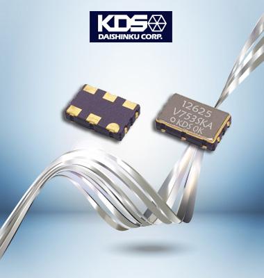 DSV753S振荡器,KDS晶振,有源晶振