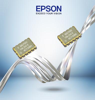 MG7050EAN爱普生晶振,基于声表的差分多输出,晶体振荡器(LV-PECL)