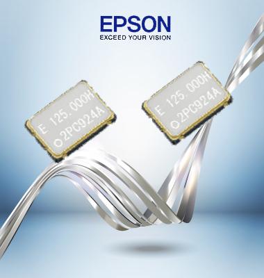 EG-2002CA 晶振, 低抖动声波(SAW)振荡器,爱普生晶振