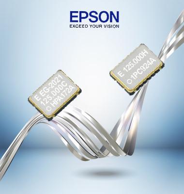EG-2021CA有源晶振, 低抖动声表振荡器,爱普生晶振