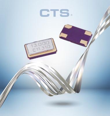 MODEL405晶振,进口CTS晶振,贴片晶振