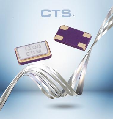 MODEL632晶振,有源晶振,CTS振荡器