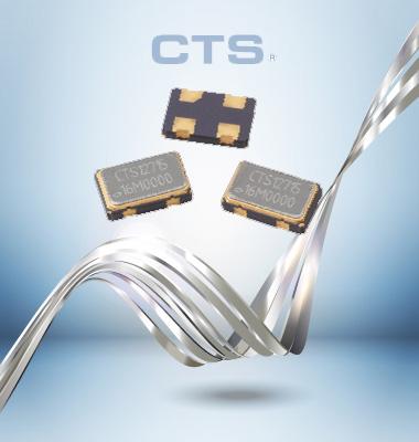 MODEL636晶振,有源晶振,CTS晶振