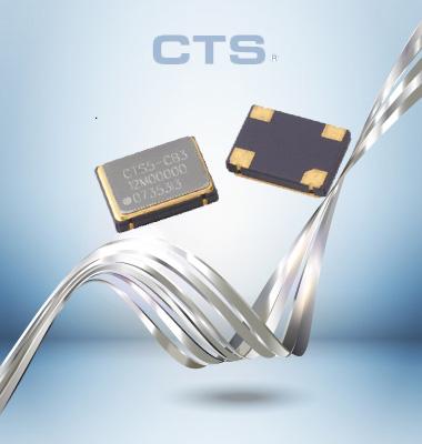 model CB3ACB3LV 晶振,有源晶振,CTS晶振