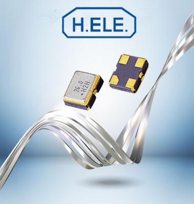 HSO221S晶振,32.768KHZ有源晶振,加高hele晶振