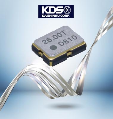 1XXB26000CTD晶振,26M温补晶振,原装KDS晶振