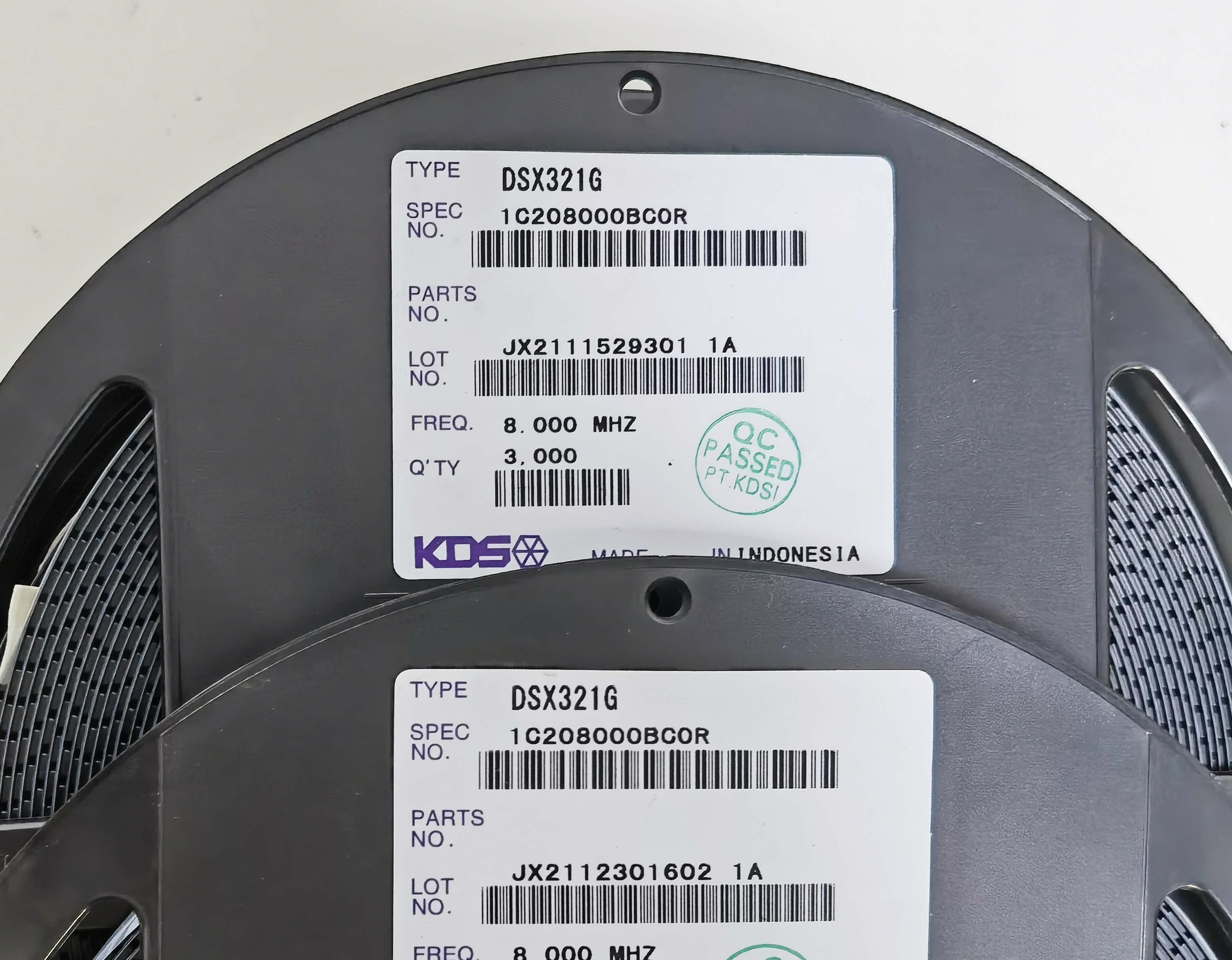 深圳KDS晶振现货渠道,DSX321G晶振,专注进口晶振