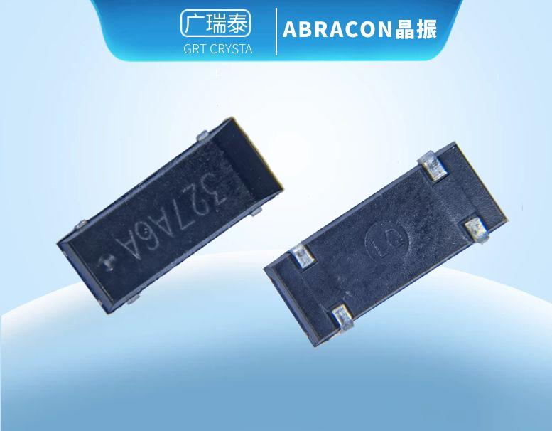ABRACON晶振代理商,ABS25-32.768KHZ-6-T晶振