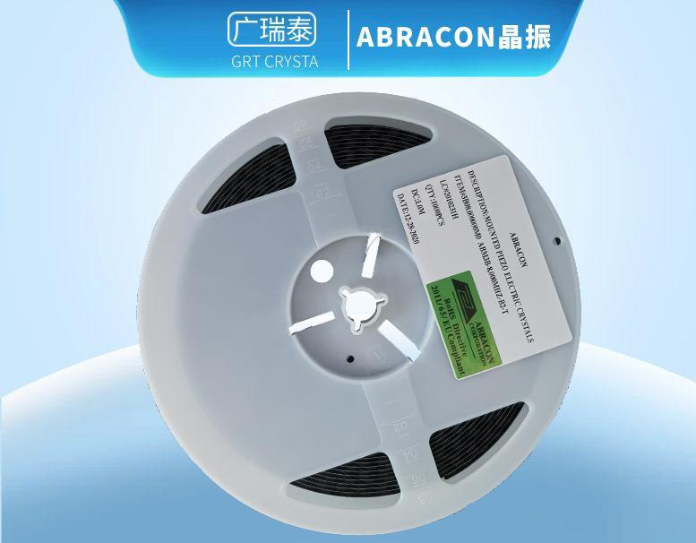 ABRACON原装晶振,ABM3B-8.000MHZ-B2-T晶振